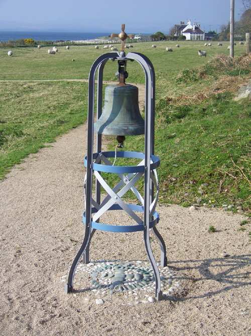 Pirnmill Church Bell